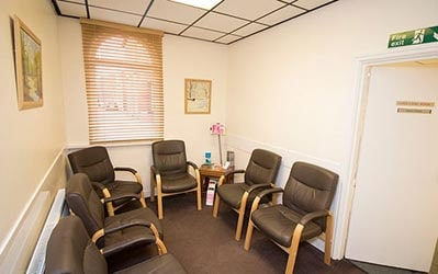 Western House Consulting Rooms Waiting Room